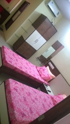 DELUXE A/C STUDIO APARTMENTS 1100/DAY - MARATHALLI s