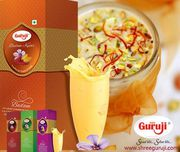 Best Five Thandai For Your Good Health @ Shree Guruji