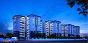 2BHK large Concorde Spring Meadowssa,  Launching soon