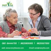 Merytta Dementia Care Services in Bangalore