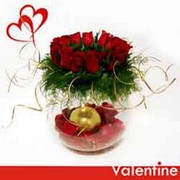 Order Toys and Flowers for Valentine's Day