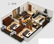 2bhk Flats for sale in Whitefield