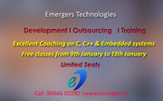 Embedded Systems Course,  Hadoop Training institutes in Bangalore