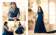 The Attractive Embroidered Salwar Kameez @ 55% Discount