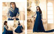 The Attractive Embroidered Salwar Kameez @ 52% Discount