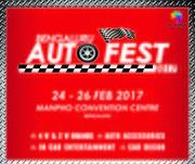 Biggest Auto Fest 2017 In Bengaluru !