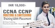 CCNA CCNP Training in Bangalore with 100% Placement Support