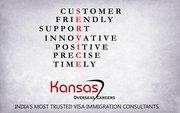Kansaz Canada Immigration Consultants in Bangalore
