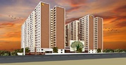 1408 and 1455 Sq.Ft 3 BHK Luxury Apartments in Orchard Square