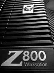 Hp Z800 Workstation Extreme Speed on Rental Hyderabad