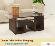 Buy Living Room Center Table Online - Call 7676760027