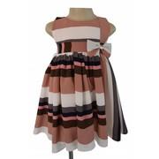 Multi-Striped Dress Provide by Faye