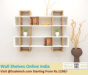 Wall Shelves Online India - Starting From 1k
