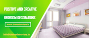 Bedroom Interior - chetaninteriors design and decorator