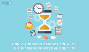 High Speed & Quality Translation Services - Verbolabs