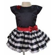 Black & White Tutu Dress At Faye Store