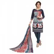 40% Off On Color Printed Cotton Ethnic Wear