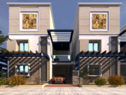 Fully Automated 3bhk Villas For Sale In Koppa At Rs 99 Lakhs