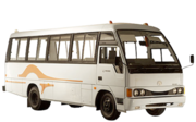 Mini Bus - Swaraj Mazda cabs in bangalore city