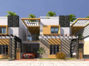 Newly Built Automated 3 Bhk Villas For Sale At Koppa, Off B.G Road