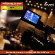 Corporate Movie Production | Video production in Bangalore