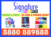 Signature Graphics Design and Print service at Lingarajpuram