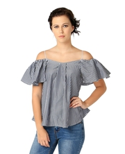 Buy Stylish Halfsleeve Tops Online in Shoppyzip