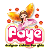 Top designer dresses for kids at Faye Store