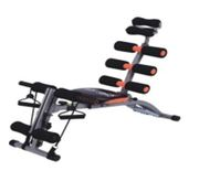 Six Pack Care Exercise machine fitness