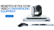 Polycom setup is the next level of video conferencing equipment | Synk