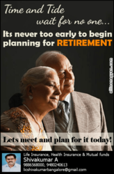 Senior Citizen Investment Plans 9972660645