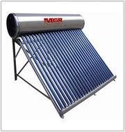 M G R solar water heater