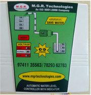 Automatic Water Level Controller Cum Indicator