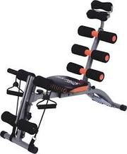 Six Pack Care Exercise machine fitness equipment for best price in Meg