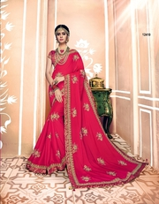 Buy designer Sarees for women in India at ShoppyZip