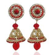 Buy Latest Jhumki Earrings in India at ShoppyZip