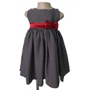 Shop Kids Frocks and Baby Girl Dresses with Stripy Pattern