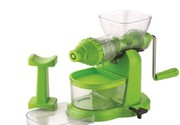Megashope vegetable and fruit juicer