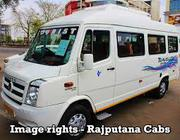 Mysore Tempo Traveller Rental