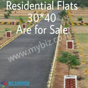 30*40 sq.ft Sites for sale at BEST PRICE , 7 Lakhs