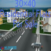 30*40 sq.ft Sites for sale