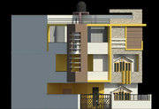 Individual House Construction Builders In Bangalore 9008133998