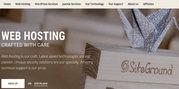 Save 60% on SiteGround Web Hosting