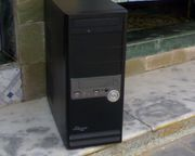 Desktop available dual core with LCD monitor just 10, 000rs ,