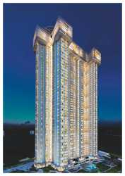 3BHK Large for Sale,  The Presidential Tower