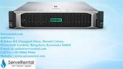 HPE ProLiant DL385 Gen10 Server on rentals