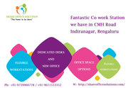 Work in a Good Environment rent an office space in ulsoor bangalore