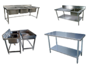 Stainless Steel Sinks/Tables Manufacturers and Suppliers