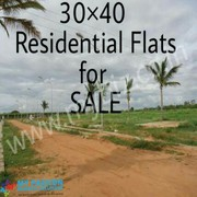SITES for sale at ANEKAL- 30*40 SQ.FT 6lac