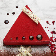 Intensive Red Velvet Cake Online at Best Price | Smoor Chocolates